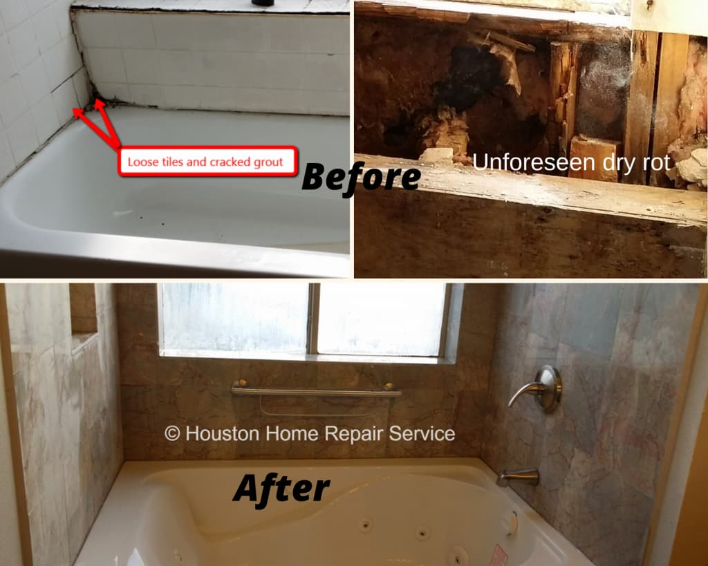 3 Signs Of A Shower Leak Behind Wall Remodeling Company Houston
